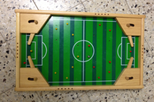 Fußball-Flipper
