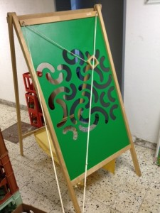 Murmel-Labyrinth