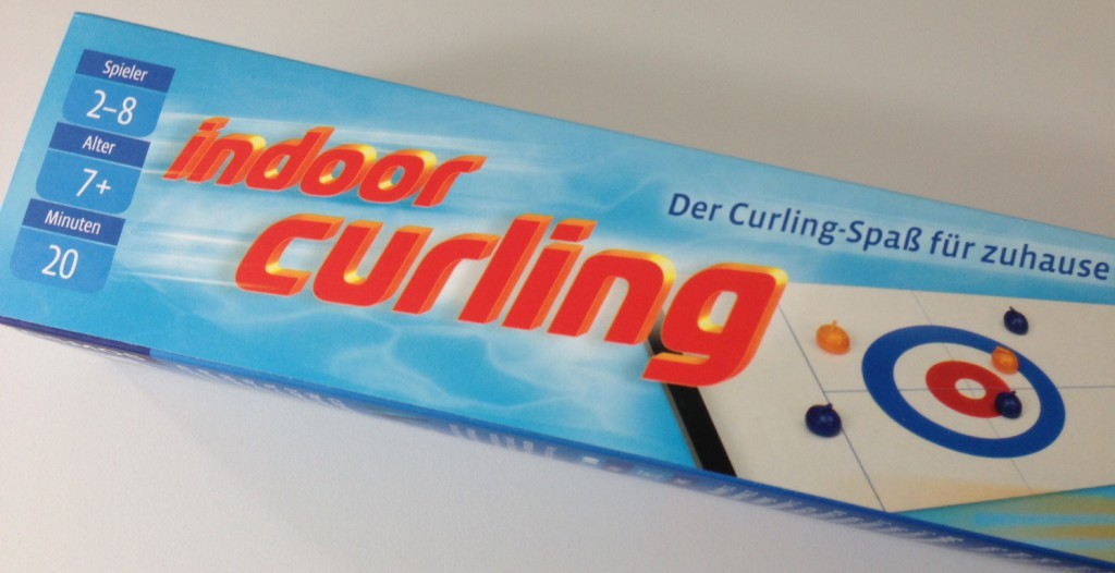 Indoor-Curling